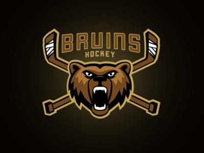 Bruins logo for sale by marcin marszaek dribbble bruins logo for sale voltagebd Image collections