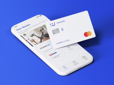 Bancra: Fin Tech Lifestyle UI figmadesign sigma prototype figma rewards mobile banking fintech uxdesign uidesign branding