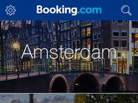 Booking iOS concept