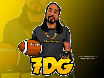 esports and podcast cartoon logo. ui logo motion graphics graphic design portrait graphicdesign drawing cartoon vector illustration