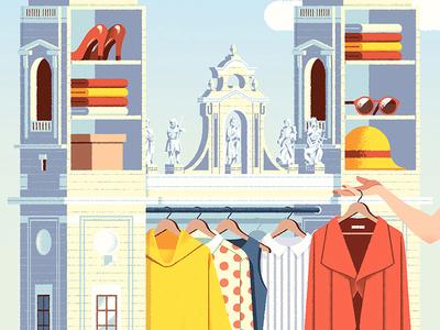 Shop Magazine catedral de la almudena madrid spain fashion wardrobe
