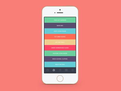 family chore app