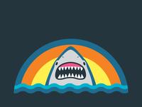 Shark Hat for New York Aquarium