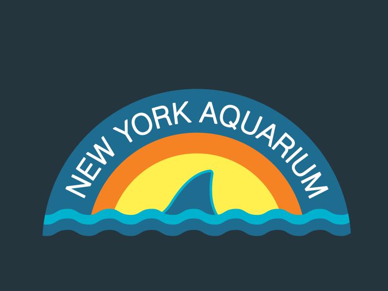 Shark Hat 2 For The New York Aquarium By Drew Albinson Dribbble