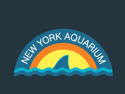 Shark Hat #2 for the New York Aquarium