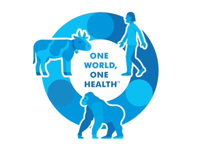 Wildlife Health Spot ecology conservation medical nature human biology gorilla cow one world health wildlife
