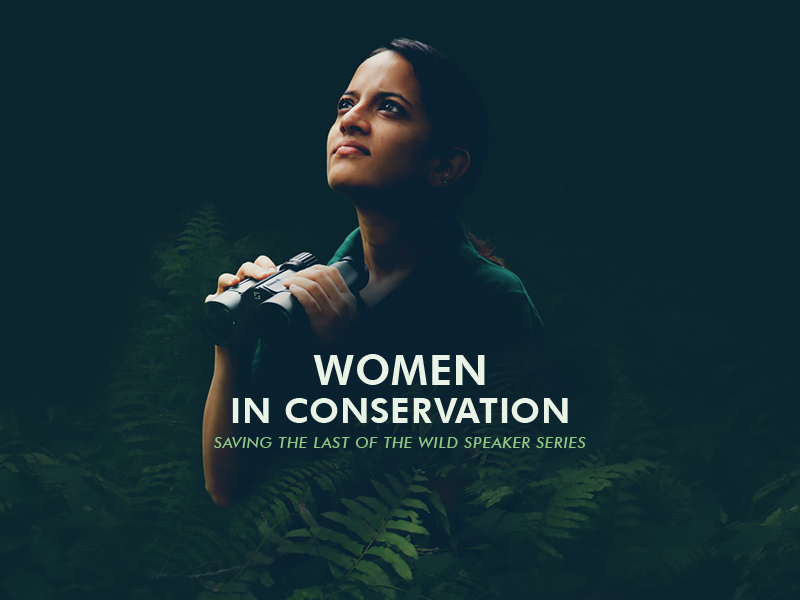 Women in Conservation Invite futura cover design event environment conservation woman photoshop double exposure composite photo invitation