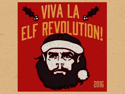 Viva La Elf Revolution