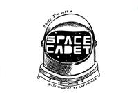 Doodle 07 // Space Cadet
