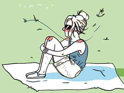 Sunburn Summer