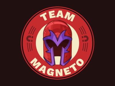 Team Magneto Logo