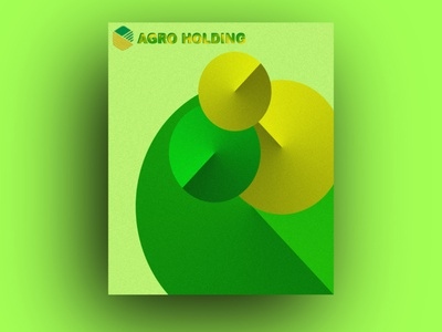 Agro Holding online poster for products icon web design logo branding edit adobe photoshop adobephotoshop adobe illustrator illustration