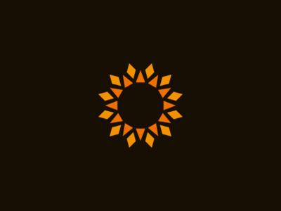 Solar industry logo