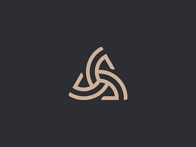 Financial technology internship minimal modernist modern geometric abstract triangle symmetrical insurance internship tech financial