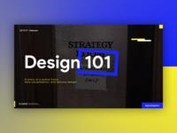 Design 101 @ Datarave