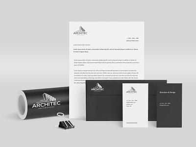 Architec_ logo branding