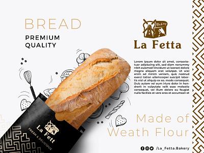 La Fetta logo design branding