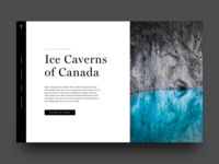 Ice Caverns of Canada