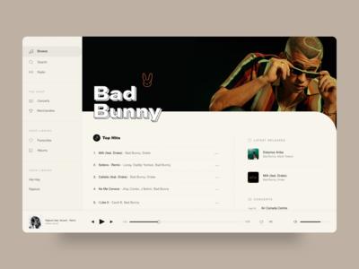 Preach - Desktop Music App