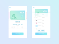 Daily Ui #03 Credit Card Checkout