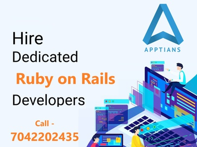 Hire Dedicated Ruby on Rails Developers in India app seo