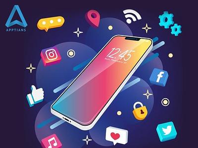 iPhone App Development Company in Faridabad app seo