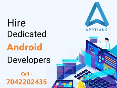 Hire Dedicated Android App Developers in India app seo