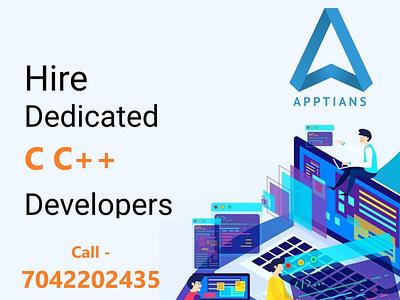 Hire Dedicated C & C++ Developers in India app seo
