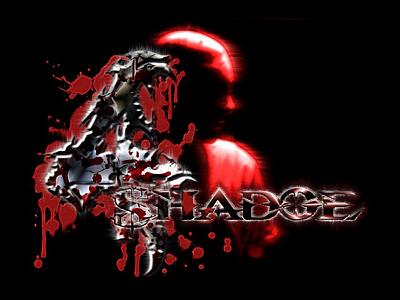 4$hadoe fantasy gothic music hardcore red dark album art graphic concept