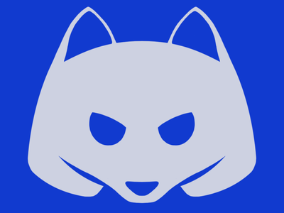 Fox/Wolf Discord Icon Angry icon
