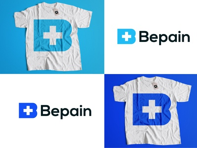 B + Plus Logo design logo designer minimal logo ui e commerce t-shirt design monogram graphic design typeface vector plus identity creative branding logo design b letter logo design symbol app icon design lettermark lettering modern