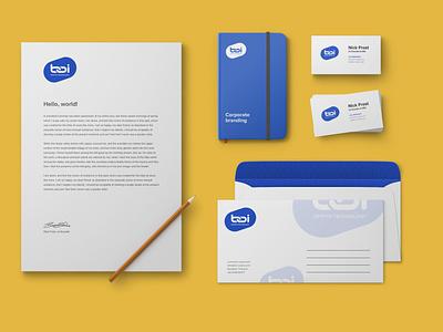 BOI Crypto Technology Branding trading cryptocurrency blockchain identity branding branding design typography vector design e-commerce corporative logo branding