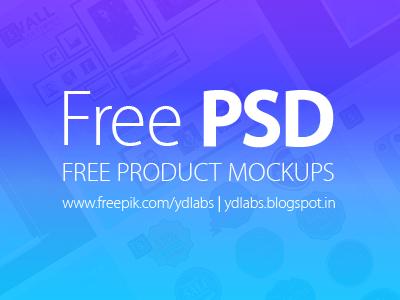 Freebies Free Product Mockups