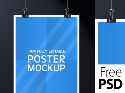 Poster Mock Up Design Free Psd ydlabs freebie poster mockup psd free psd product mockup poster psd