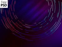 Purple Design Background Free Psd