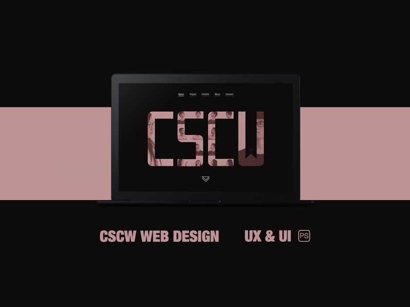 CSCW official website web