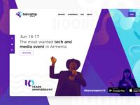 Barcamp Yerevan 2018