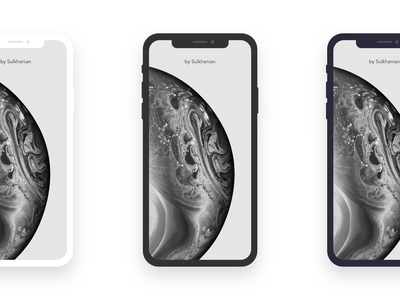 Free iPhone XS Super Flat Mockup icon white dark phone dropbox yvn uiux download free font download freeagent interaction ios sketch app sketch ui super flat mockup iphone