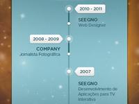 Jobs Timeline (WIP)