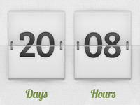 Styllus Ui Kit 1.0 - Time Countdown