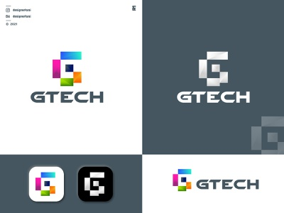 G Tech Logo - Modern G Logo - Abstract G Logo - Letter G Logo brand business logo designer logo designer logo maker g letter logo g letter g mark g logo type branding vector logo trends 2021 logotype logo icon typography creative logo abstract logo modern logo
