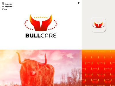 Bull Care Logo - Red Bull Logo designer logo minimalist logo app logo app icon logo maker logo designer logo design branding vector logo trends 2021 logotype logo icon typography creative logo abstract logo modern logo red bull bull city bull