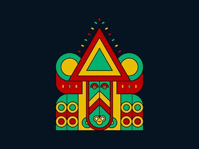 Aztec Colorful online shop online store fashion tshirt style creative art tshirt design designbyhumans zulu ethnic geometric abstract ceremonial traditional tiki tribal spiritual aztec colorful colorful art