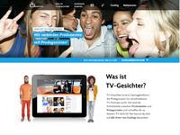 Tvg website about