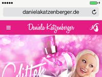 Dk website mobile