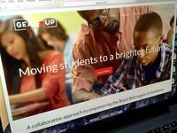 Gear Up Alabama website