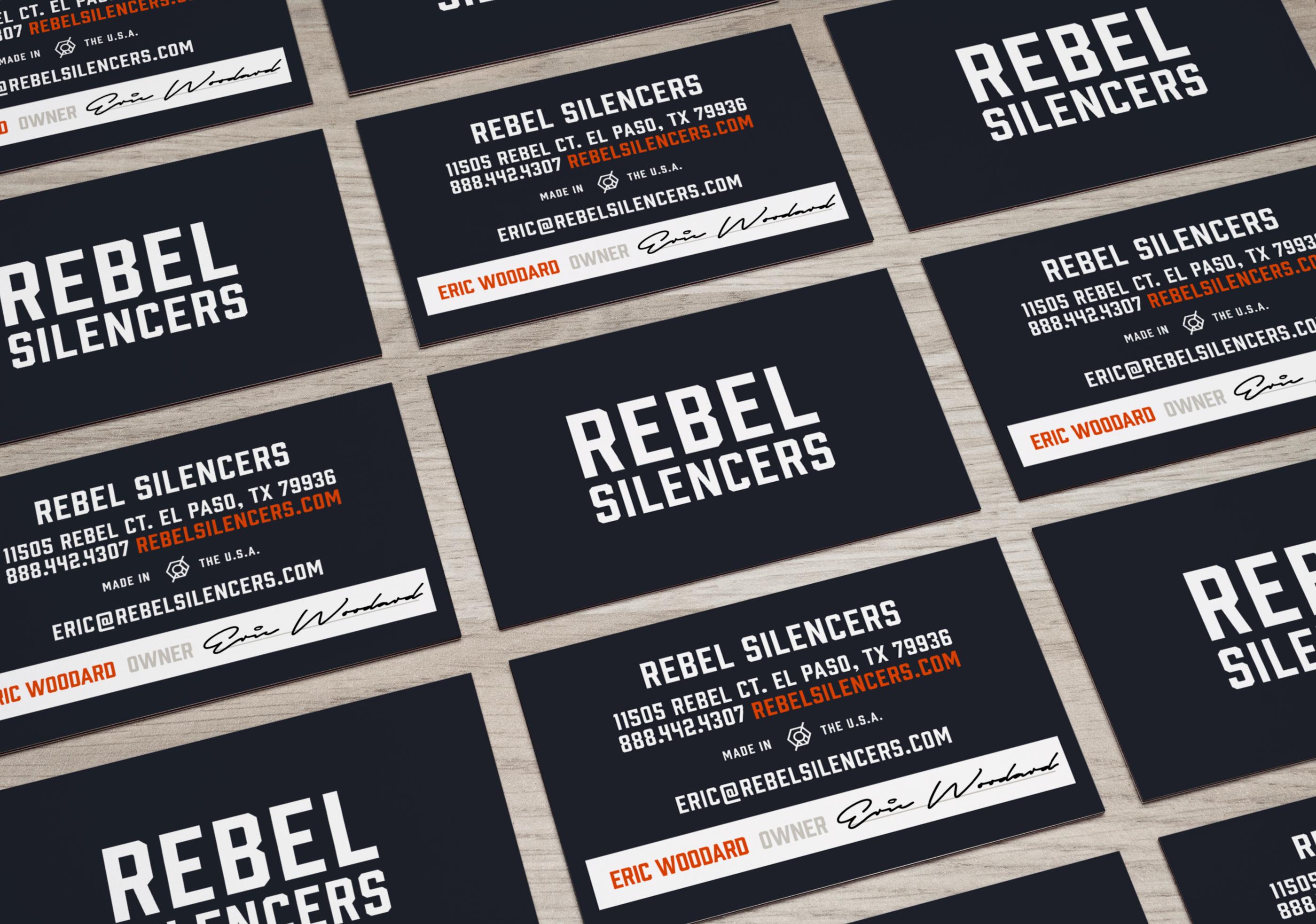 Rebel layout cards