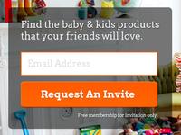 Request An Invite