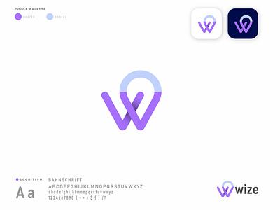 wize logo design logodesigner logoconcept logomaker logoideas logodesigns creativelogo logocreation logoshift logotipos logo modern logo icon logo design branding