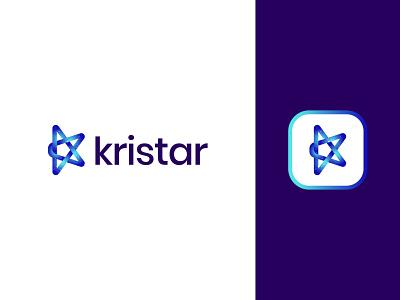 kstar - Logo Design mobile app uiux web design vector illustration logo logodesigner logoconcept logomaker logoideas logodesigns creativelogo logocreation logoshift logotipos icon brand modern logo logo design branding
